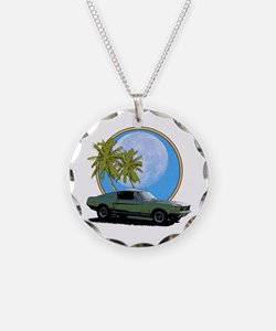 67 Mustang Necklace