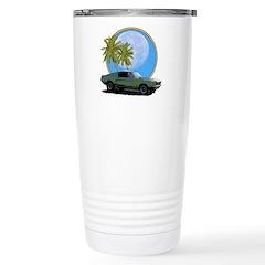 67 Mustang Travel Mug