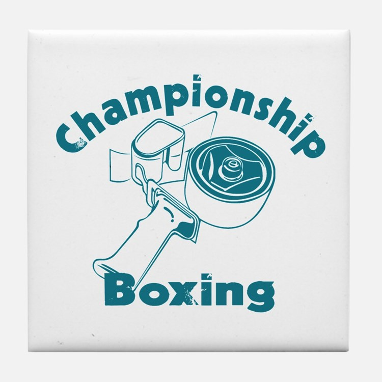 Packing Boxing Shipping Tile Coaster