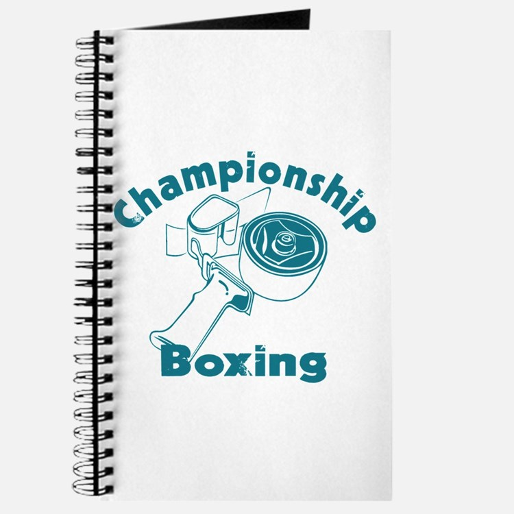 Packing Boxing Shipping Journal