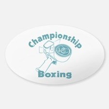 Packing Boxing Shipping Decal