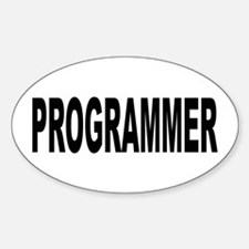 Programmer Decal