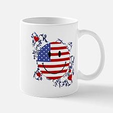 Fourth 4th Of July Mug