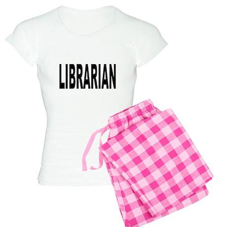 Librarian Women's Light Pajamas