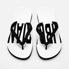Librarian Flip Flops