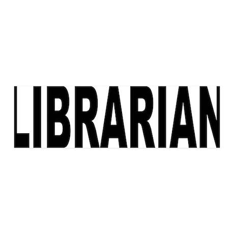 Librarian 42x14 Wall Peel