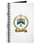 SANFACON Family Crest Journal