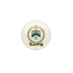 SANFACON Family Crest Mini Button (100 pack)