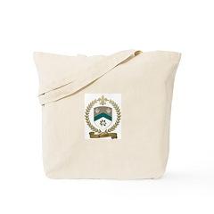 SANFACON Family Crest Tote Bag