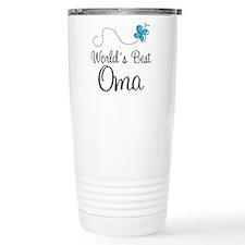 Oma (World's Best) Travel Mug