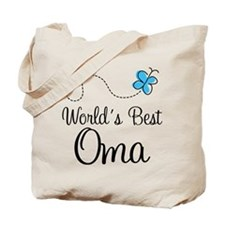 Oma (World's Best) Tote Bag