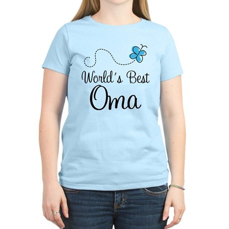 Oma (World's Best) Women's Light T-Shirt