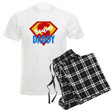 Dad Daddy Fathers Day Men's Light Pajamas