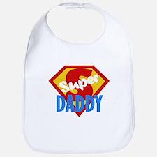 Dad Daddy Fathers Day Bib