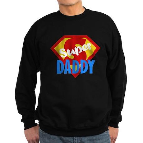 Dad Daddy Fathers Day Sweatshirt (dark)
