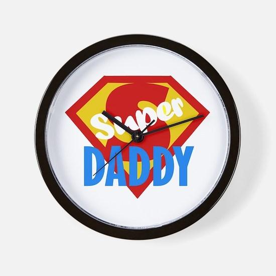 Dad Daddy Fathers Day Wall Clock