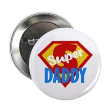 """Dad Daddy Fathers Day 2.25"""" Button (10 pack)"""