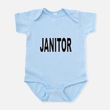 Janitor Infant Bodysuit