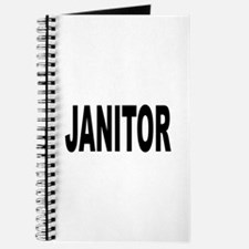 Janitor Journal