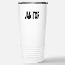 Janitor Travel Mug