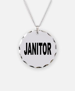 Janitor Necklace