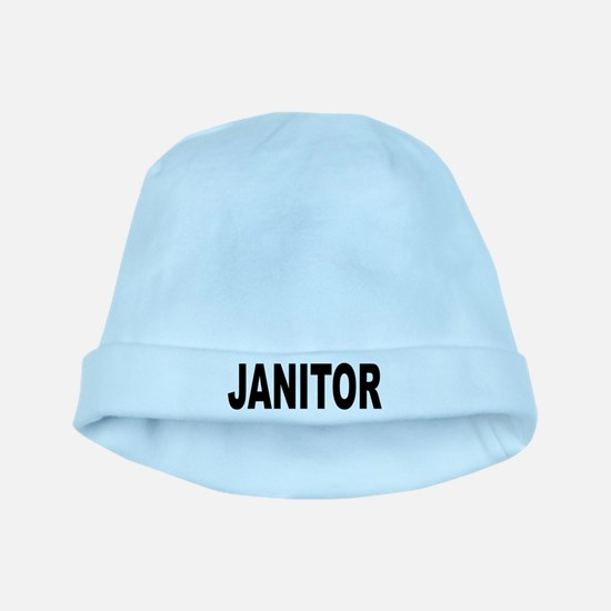 Janitor baby hat