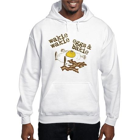 Rise and Shine Breakfast Hooded Sweatshirt