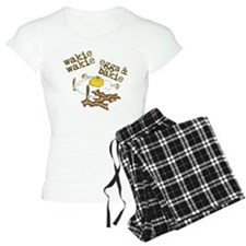 Rise and Shine Breakfast Pajamas