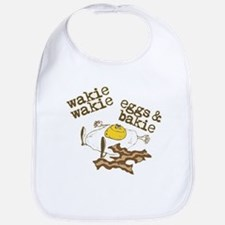 Rise and Shine Breakfast Bib