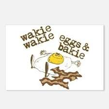 Rise and Shine Breakfast Postcards (Package of 8)