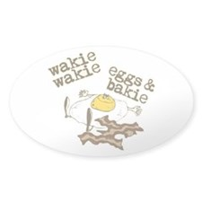 Rise and Shine Breakfast Decal