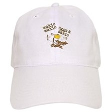 Rise and Shine Breakfast Baseball Cap