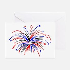 Fireworks Greeting Cards (Pk of 10)