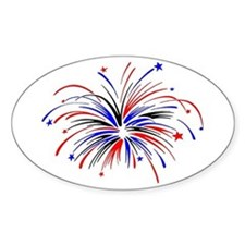Fireworks Decal