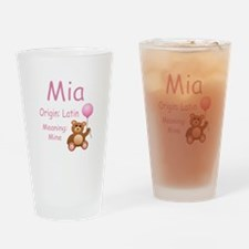 Top 10 Girl Names Drinking Glass