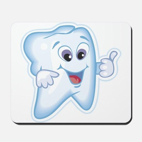 Funny Dentist Dental Humor Mousepad