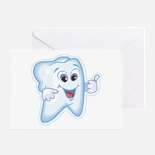 Funny Dentist Dental Humor Greeting Card