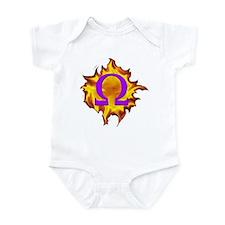 We are Omega! Infant Bodysuit
