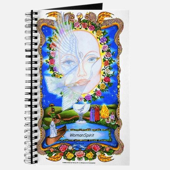 Cute Feminine Journal