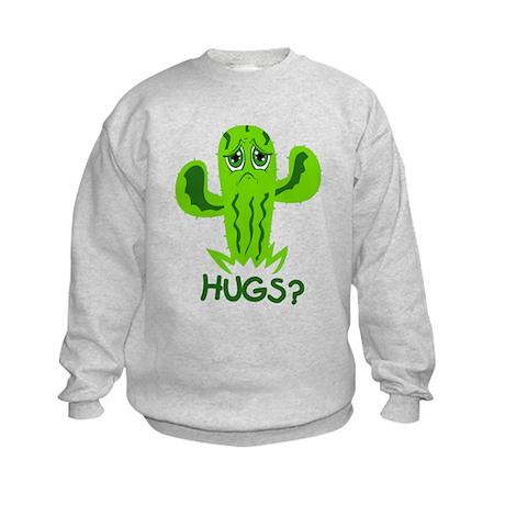Hugs? Kids Sweatshirt