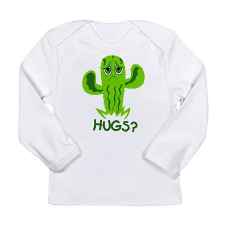 Hugs? Long Sleeve Infant T-Shirt