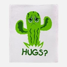 Hugs? Throw Blanket