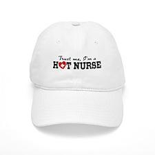 Hot Nurse Baseball Cap