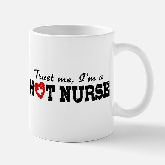 Hot Nurse Mug