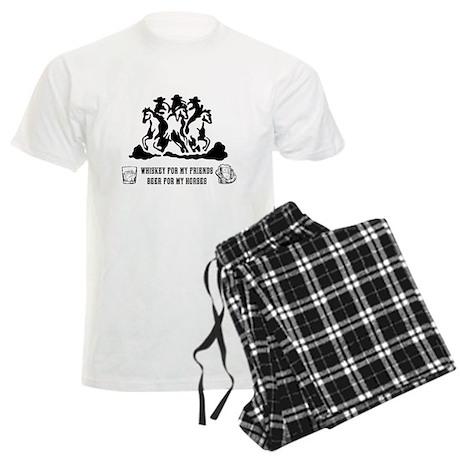 Western - Men's Light Pajamas