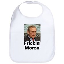 Donald Rumsfeld - Frickin' Mo Bib