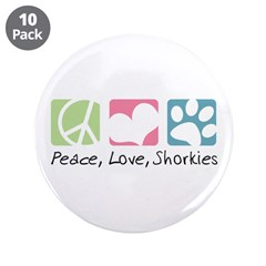 Peace, Love, Shorkies 3.5