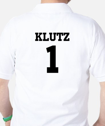 Gravity #1 Klutz Golf Shirt