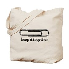 Keep it together Tote Bag