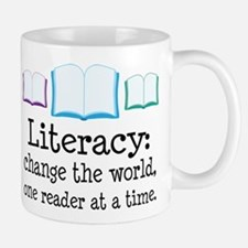 Literacy Reading Quote Mug